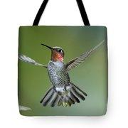 Annas Hummingbird Tote Bag