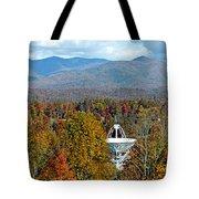 26 East And The Blueridge Panoramic Tote Bag