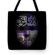 Los Angeles Kings Tote Bag