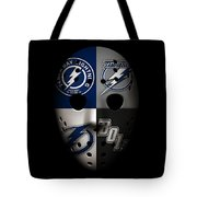 Tampa Bay Lightning Tote Bag