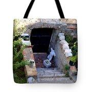 Views Of Dubrovnik Croatia Tote Bag