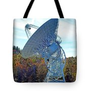 26 West Antenna At Pari Tote Bag