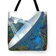 26 West Antenna Filtered Tote Bag