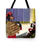 Dachshund Art Canvas Print Tote Bag