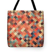 Pixel Art Tote Bag
