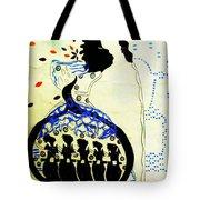 Wise Virgins Tote Bag by Gloria Ssali
