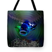 278 -   The Custodian Of Atlantis Tote Bag