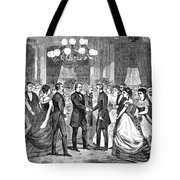 Andrew Johnson (1808-1875) Tote Bag