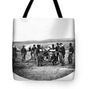 Civil War Black Troops Tote Bag