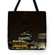 The Shard  Tote Bag