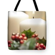 Advent Wreath Tote Bag
