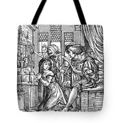 Dance Of Death, 1538 Tote Bag