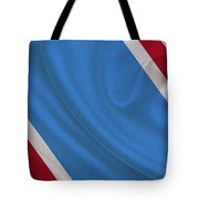 Houston Oilers Tote Bag