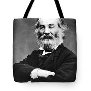 Walt Whitman (1819-1892) Tote Bag