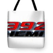 392 Hemi Tote Bag