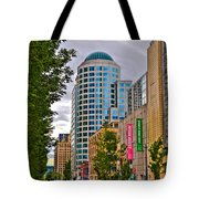 2nd Avenue - Seattle Washington Tote Bag