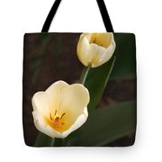 2whites Tote Bag