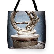 1912 Gobron-brillie 12 Cv Skiff Hood Ornament Tote Bag