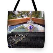 1922 Isotta-fraschini Tote Bag