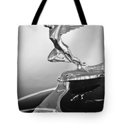 1932 Auburn 12-160 Speedster Hood Ornament Tote Bag