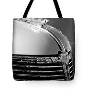 1933 Chevrolet Hood Ornament Tote Bag