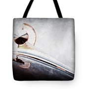 1949 Ford Hood Ornament Tote Bag