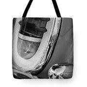 1955 Mercury Monterey Taillight Tote Bag