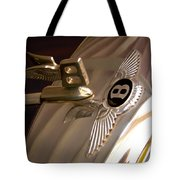 1956 Bentley S1 Tote Bag