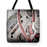 1956 Ford Thunderbird Steering Wheel Tote Bag