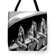1957 Chevrolet Corvette Grille Tote Bag