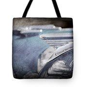 1957 Oldsmobile Hood Ornament Tote Bag