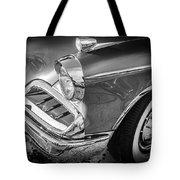 1957 Studebaker Golden Hawk Bw  Tote Bag