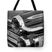 1962 Dodge Polara 500 Taillights Tote Bag