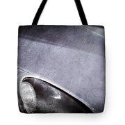1963 Jaguar Xke Roadster Headlight Tote Bag