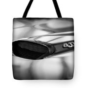 1966 Pontiac Gto Hood Emblem Tote Bag