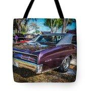 1967 Pontiac Gto  Tote Bag