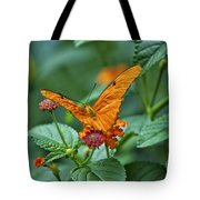 3 2 1 Prepare For Butterfly Liftoff Tote Bag