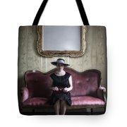 40s Lady Tote Bag by Joana Kruse