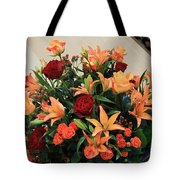 A Gallery's Flowers Tote Bag
