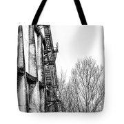 Abandoned Sugarmill Tote Bag