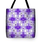 Abstract 120 Tote Bag by J D Owen