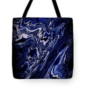 Abstract 84 Tote Bag by J D Owen