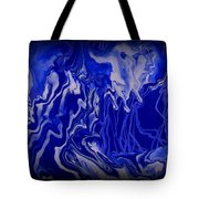 Abstract 87 Tote Bag by J D Owen
