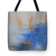 Abstract Exhibit Tote Bag