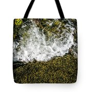 Abstract Water Tote Bag