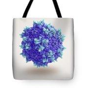 Adeno-associated Virus Tote Bag
