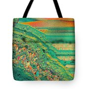 Agate Microworlds 2 Tote Bag