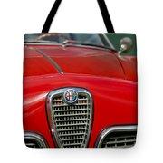 Alfa Romeo Grille Emblem Tote Bag