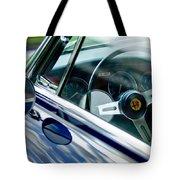 Alfa Romeo Steering Wheel Tote Bag