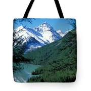 Altai Mountains Tote Bag